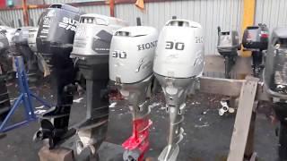Лодочные моторы производство россии