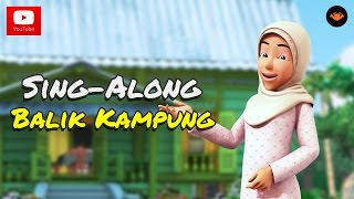 Gambar cover Upin & Ipin - Balik Kampung [Sing-Along]