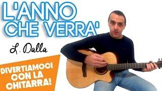 L'ANNO CHE VERRA' - LUCIO DALLA