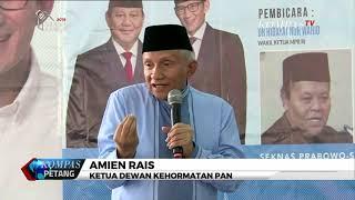 "Amien Rais: Jokowi Akan Jadi ""Bebek Lumpuh"""