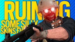 RUINING SOME SILLY SKINS EVENT | Rainbow Six Siege Grand Larceny