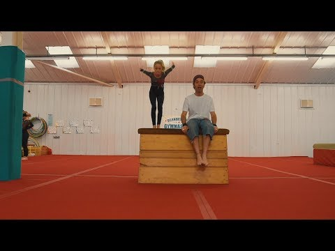 The Unlikely Gymnast