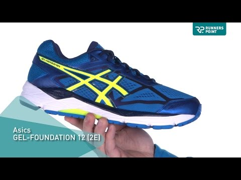 Asics GEL-FOUNDATION 12 2E