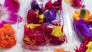 Chef Stephs Corner: Edible Flowers From Get Fresh Produce