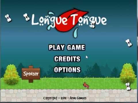 Video of Long Tongue