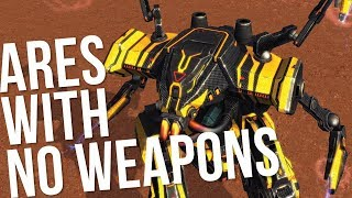 🔴 War Robots - Ares (with no weapons) Squad + Gold Giveaway | VØX Clan Live Stream Gameplay
