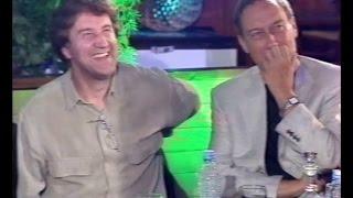 Встреча актеров театра Ленком. Юбилей М.А.Захарова. Театр+ТВ 2003г. Часть 3.