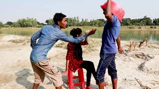 Top New Comedy Video 2020 | Try Not To Laugh | Episode 108 | By Maha Fun Tv