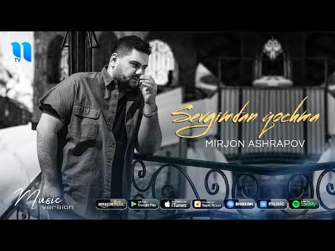 Mirjon Ashrapov - Sevgimdan qochma (audio 2020)