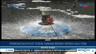 Pemerintah Pusat Ambil Alih Masalah Kali Item Jakarta Untuk Asian Games 2018