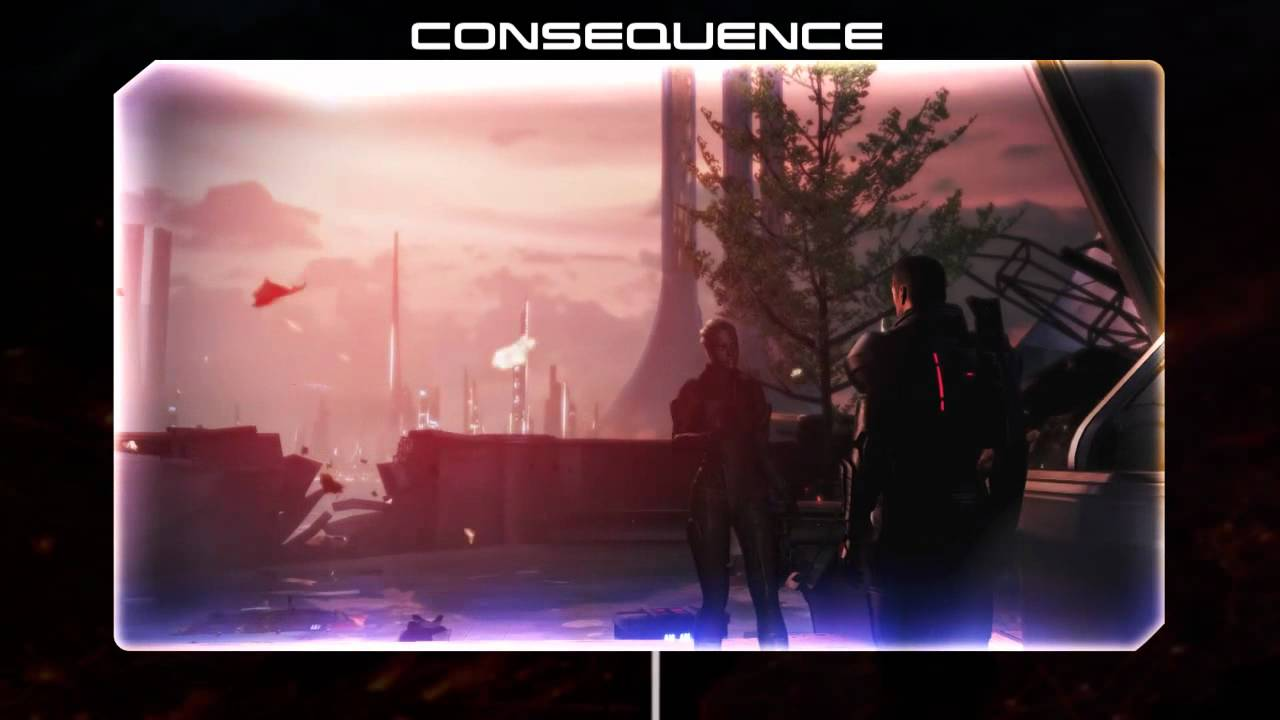 These Mass Effect 3 Videos Make The Wait Until March Feel Like Forever