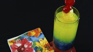 How To Prepare Cocktail Colombia- CocinaTv By Juan Gonzalo Angel