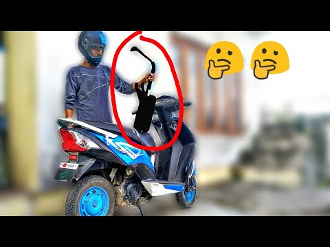 How to change your scooty sound like Royal Enfield.