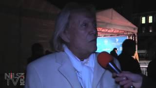 NilsTVBerlin: Cinema for Peace Gala 2012 - Interview mit Rolf Eden (13.02.2012)