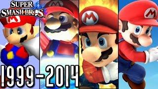 Super Smash Bros ALL INTROS 1999-2014 (Wii U, 3DS, Wii, GCN, N64) - dooclip.me