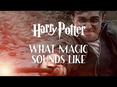 Jak zní magie v Harry Potterovi?