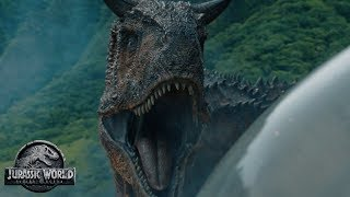 "Jurassic World: Fallen Kingdom - In Theaters June 22 (""More Dinosaurs Than Ever"" Featurette) (HD)"
