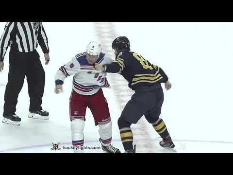 Nathan Beaulieu vs. Cody McLeod