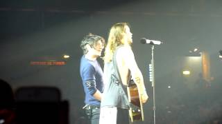 The Kill + Buddha For Mary + Stay 30 Seconds to Mars Paris 17 02 2014