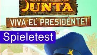 Junta: Viva el Presidente (Spiel) / Anleitung & Rezension / SpieLama