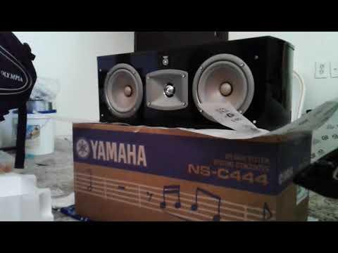 YAMAHA NS C444
