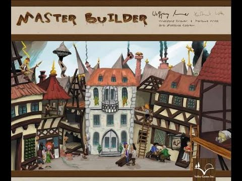 The Purge: # 1074 Master Builder: An Auction game with some Lazy Workers and an economic system
