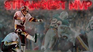 That Time A Kicker Won the NFL MVP