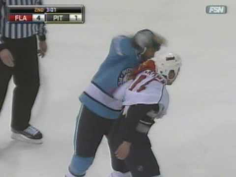 Gregory Campbell vs Max Talbot