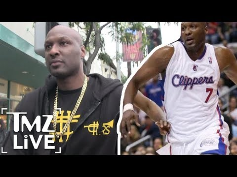 [TMZ] Lamar Odom Determined To Ball Again!