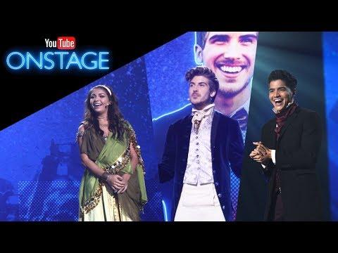 YouTube OnStage: Escape the Night Cast Reunion w/Joey Graceffa, Alex Wassabi, & Andrea Russett