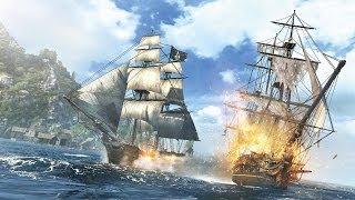 Assassins Creed IV: Black Flag | Legendární lodě! | PS3