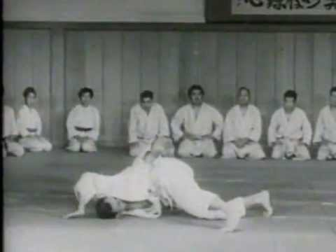 Judo - Leglocks (Ashi-Kansetsu-Waza)