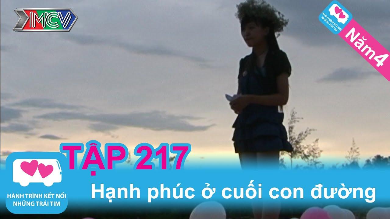 Hạnh phúc ở cuối con đường | LOVEBUS | Năm 4 | Tập 217 | 220113