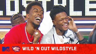 'Love & Hip Hop: Atlanta' Cast Take Down Nick Cannon & Desiigner 🔥| Wild 'N Out | #Wildstyle