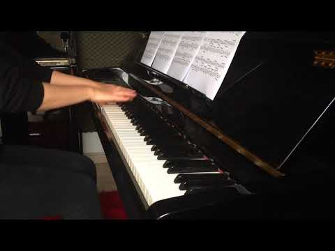 """Flёur Шелкопряд """"Нити судьбы"""" - ноты для фортепиано piano sheet"""