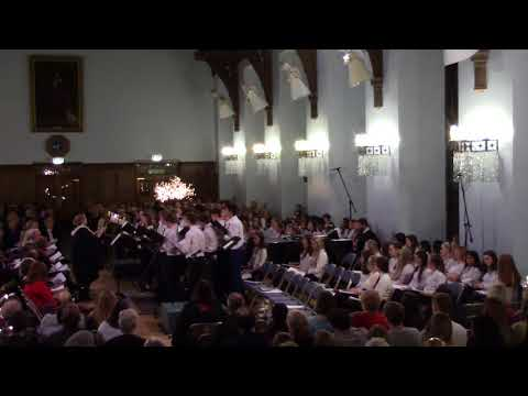 No Room, No Room - Chamber Choir, Ceremony of Carols 2017
