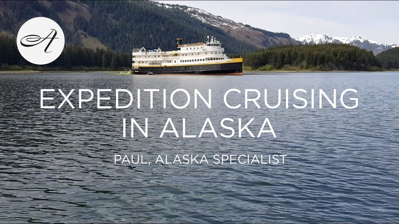 Expedition cruising in Alaska