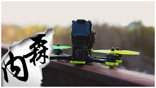 FPV - CINE FREESTYLE - COME BACK TO A SPOT which i discovered longtime ago but never really rip...