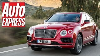 Bentley Bentayga 2015 - dabar