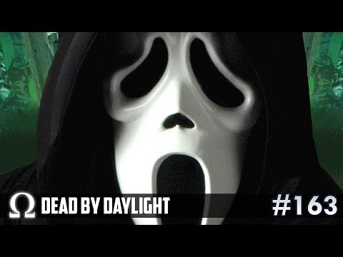 DOUBLE DOSE OF GHOST! | Dead by Daylight DBD #163 Ghostface (SCREAM DLC)