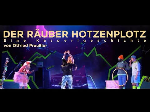 DER RÄUBER HOTZENPLOTZ - von Otfried Preußler - Premiere 18.11.2018