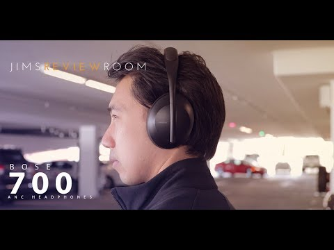 External Review Video bK3GMtGeT_U for Bose Noise Cancelling Headphone 700