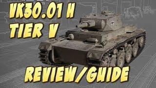 world of tank vk 30 01 h