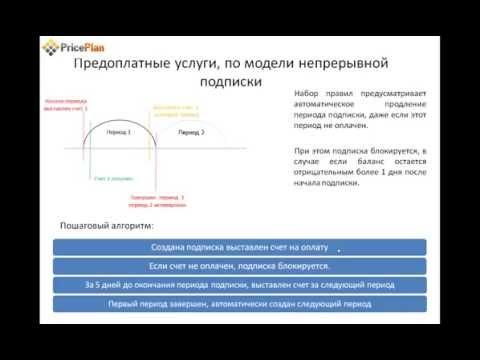 Видеообзор PricePlan