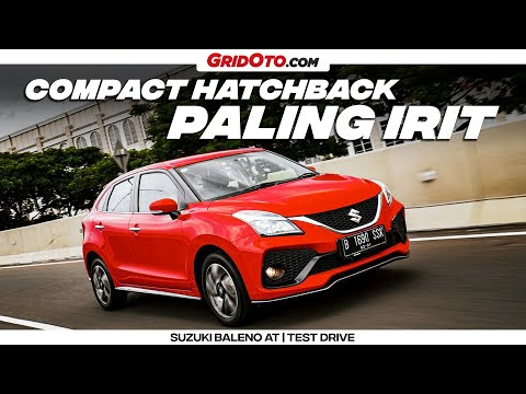 Suzuki Baleno Matik si Hatchback Underrated Test Drive