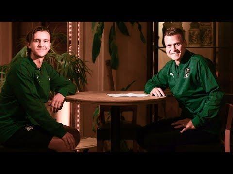 «Покажем, как могут играть шведские парни». Интервью Кристоффера Олссона для «Краснодар-ТВ». видео