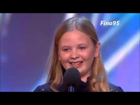 Top 10 Best auditions Britain's Got Talent 2016 Part 1 (видео)