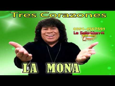 3 CORAZONES - LA MONA (Karaoke)