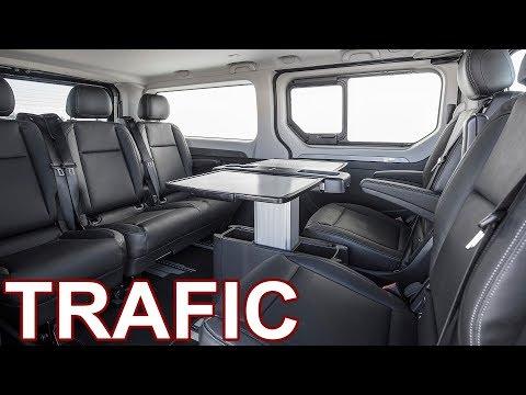 Renault  Trafic Минивен класса M - рекламное видео 3