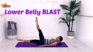 FREE Pilates ABS CORE WORKOUT - Lower Belly Blast BARLATES BODY BLITZ with Linda Wooldridge by Linda Wooldridge
